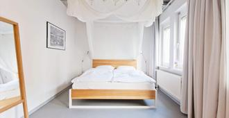 Green Residence Loft Leipzig - Leipzig - Bedroom