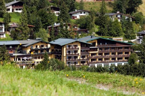 Alpenparks Hotel & Apartment Sonnleiten - Saalbach - Edificio