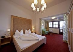 松萊登酒店 - 薩爾巴赫-辛特克雷姆 - 薩爾巴赫 - 臥室