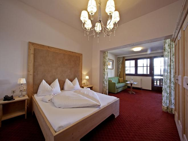 Alpenparks Hotel & Apartment Sonnleiten - Saalbach - Bedroom