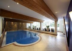 Alpenparks Hotel & Apartment Sonnleiten - Saalbach - Pool