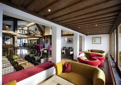 Alpenparks Hotel & Apartment Sonnleiten - Saalbach - Recepción