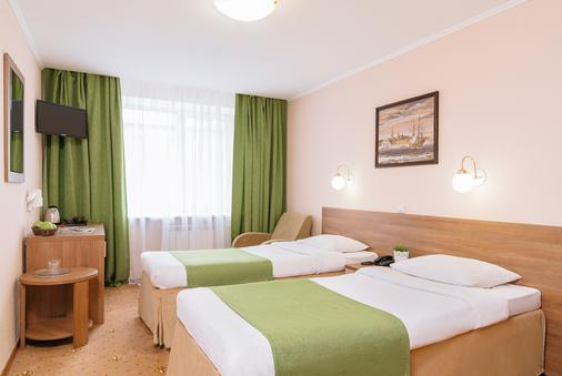 Hotel Polustrovo - Saint Petersburg - Phòng ngủ
