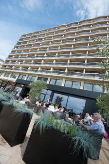 Andromeda Hotel - Ostend - Building