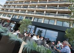Andromeda Hotel - Ostende - Bygning