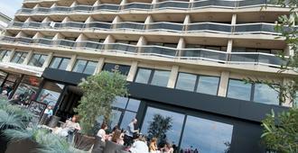 Andromeda Hotel - Οστένδη - Κτίριο