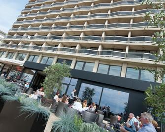Andromeda Hotel & Thalassa - Oostende - Gebouw