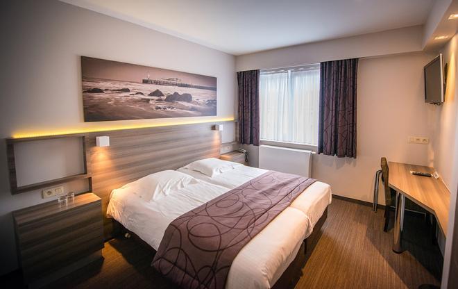 Hotel Burlington - Ostend - Building