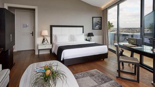 Gezi Hotel Bosphorus, Istanbul, a Member of Design Hotels' - Istanbul - Bedroom