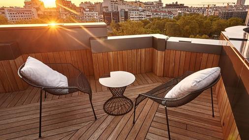 Gezi Hotel Bosphorus, Istanbul, a Member of Design Hotels' - Istanbul - Balcony