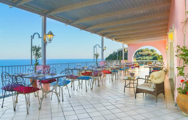 Hotel Torre Sant'Angelo - Ischia - Εστιατόριο