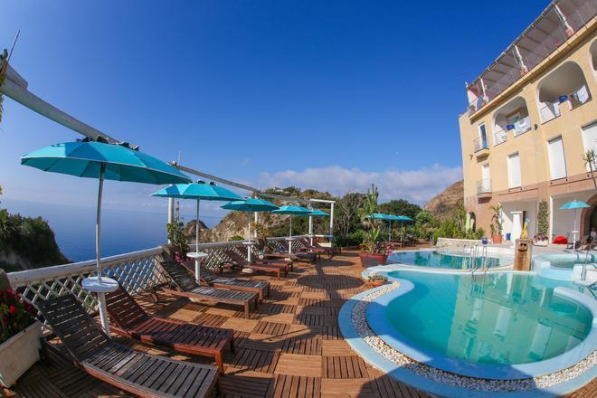 Hotel Torre Sant'Angelo - Ischia - Πισίνα