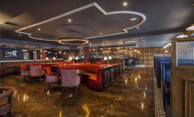 都柏林史蓋隆酒店 - 都柏林 - 都柏林 - 酒吧