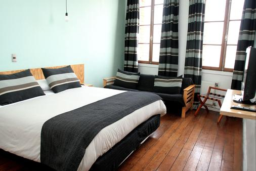 Hotel Ultramar - Valparaíso - Bedroom