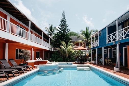 Sunset Hotel & Spa - San Andrés - Edificio