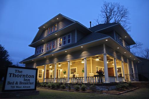 The Thornton Inn Bed & Breakfast Inn - Arlington - Building