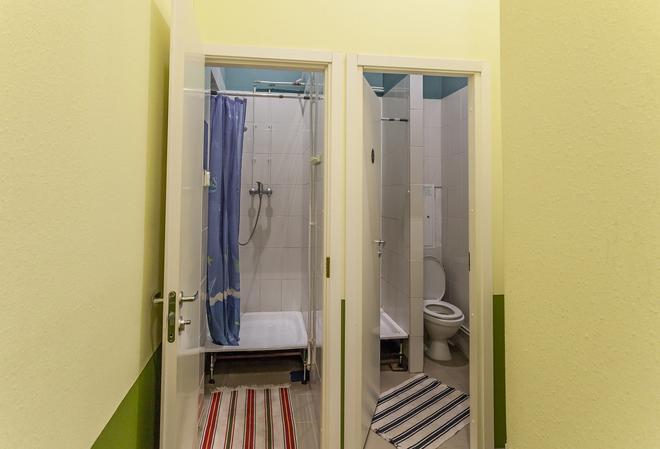 Peter Hostel - Saint Petersburg - Bathroom
