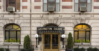 Washington Square Hotel - New York - Toà nhà