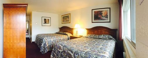 Budget Inn Express Downtown Helena - Helena - Bedroom