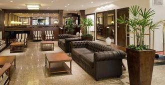 Hotel Dos Reyes - Mar del Plata - Lobby