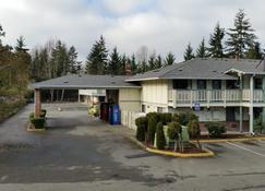Motel Puyallup - Puyallup - Building