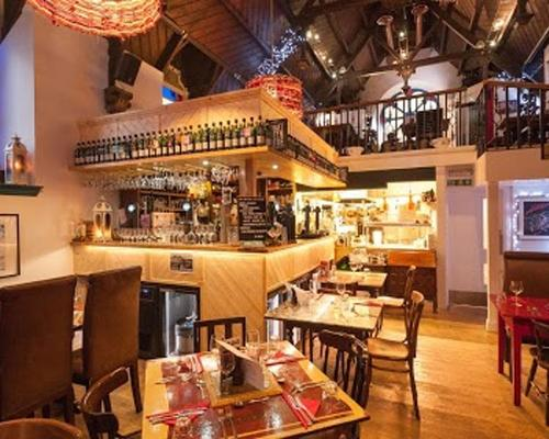 西伯利亞酒吧飯店 - 阿伯丁 - 酒吧