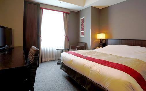 Hotel Monterey Akasaka - Tokyo - Camera da letto
