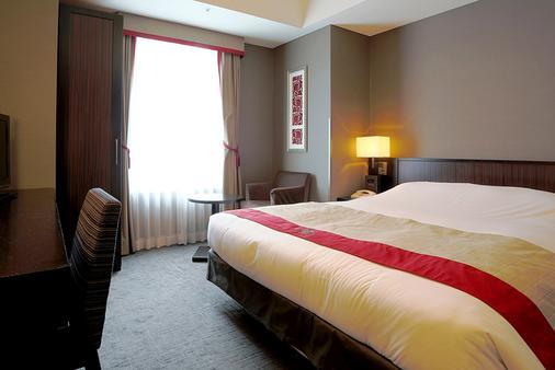 赤坂蒙特利酒店 - 东京 - 睡房
