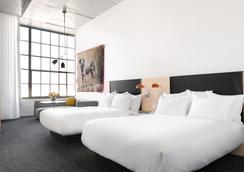 21c Museum Hotel Oklahoma City - MGallery - Oklahoma City - Bedroom