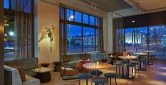 21c Museum Hotel Oklahoma City - Oklahoma City - Lounge