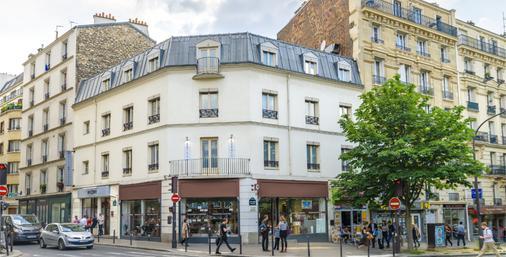 Hotel Korner Montparnasse - Parigi - Edificio