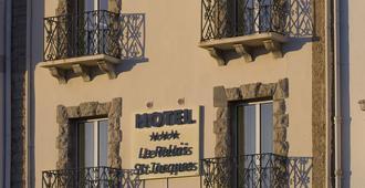 Hôtel Le Relais Saint Jacques - Saint-Jean-de-Luz - Κτίριο