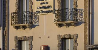 Hôtel Le Relais Saint Jacques - แซ็ง-ฌอง-เดอ-ลูซ