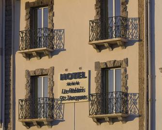 Hôtel Le Relais Saint Jacques - San Juan de Luz - Edificio