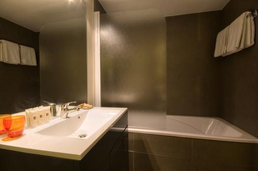 樂萊斯聖雅克酒店 - 聖瓊呂茲 - 聖讓-德呂茲 - 浴室