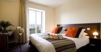 樂萊斯聖雅克酒店 - 聖瓊呂茲 - 聖尚德魯茲 - 臥室