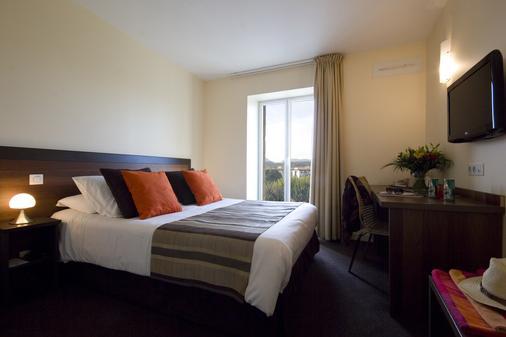 樂萊斯聖雅克酒店 - 聖瓊呂茲 - 聖讓-德呂茲 - 臥室