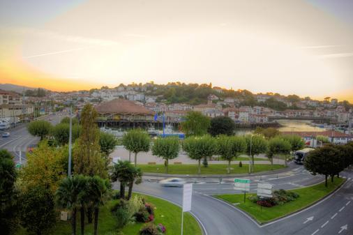 樂萊斯聖雅克酒店 - 聖瓊呂茲 - 聖讓-德呂茲 - 室外景