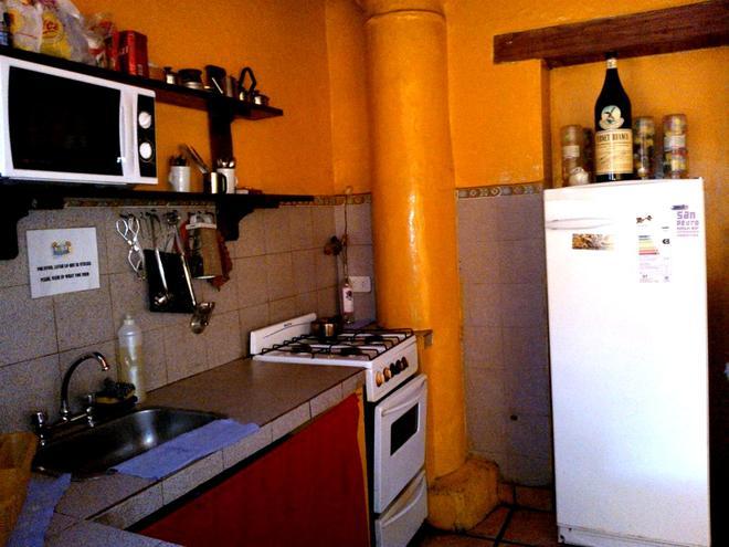 諾沃普埃斯托旅館 - 薩爾塔 - 廚房