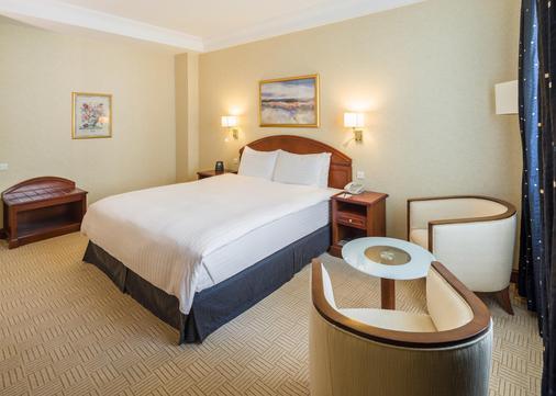 布加勒斯特希爾頓雅典娜宮酒店 - 布加勒斯特 - 布加勒斯特 - 臥室