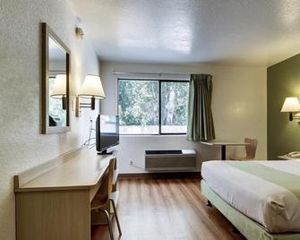 Motel 6 Ogden, UT- Downtown - Ogden - Slaapkamer