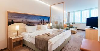 Hotel Edison - Kuehlungsborn - Bedroom