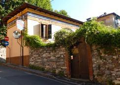 Locanda Dal Moccia - La Spezia - Θέα στην ύπαιθρο