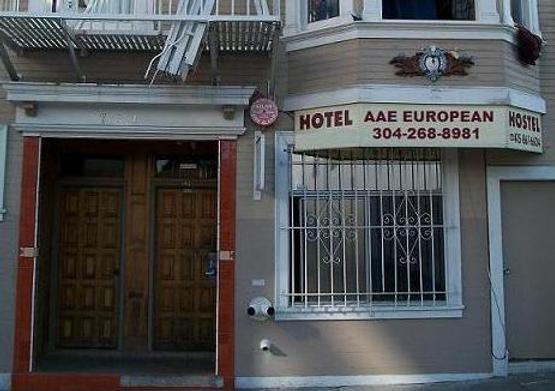 歐洲招待酒店 - 舊金山 - 建築