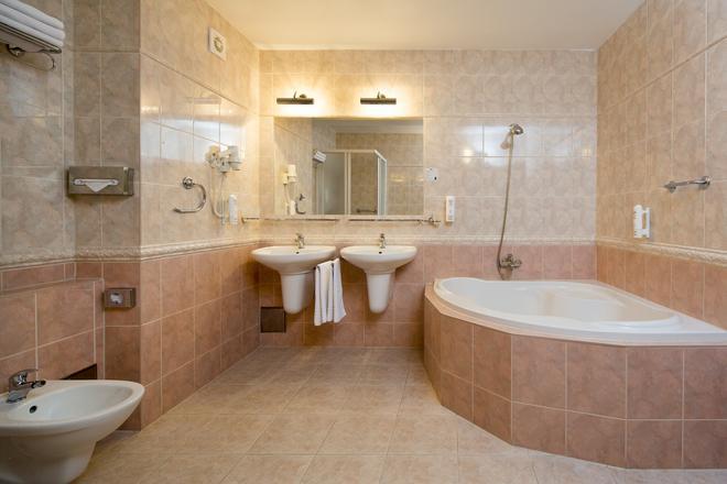 Orea Spa Hotel Palace Zvon - Mariánské Lázně - Phòng tắm