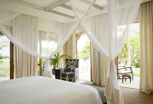 Qambani Luxury Resort - Pingwe - Bedroom