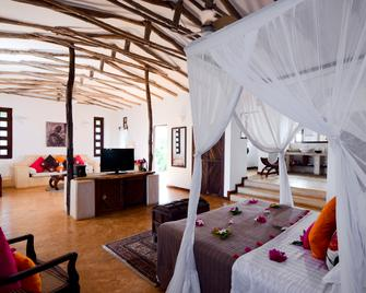 Kasha Boutique Hotel - Matemwe - Bedroom