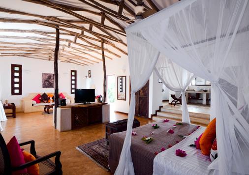 Kasha Boutique Hotel - Matemwe - Habitación