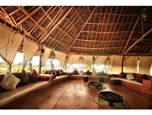 Kasha Boutique Hotel - Matemwe - Sala de estar