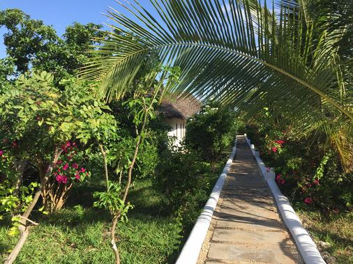 Kasha Boutique Hotel - Matemwe - Vista del exterior